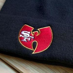 San Francisco 49ers Wu Tang Beanie